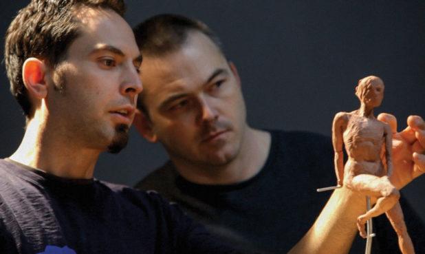 Classes at LAFAA, including Figure Quick Sculpt with Adam Matano