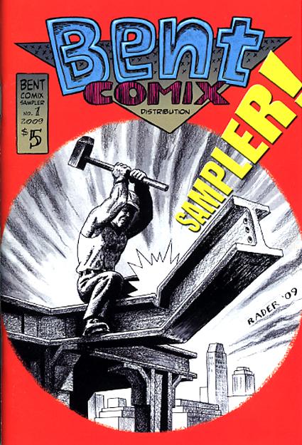 An activist illustration for Tex! comic book
