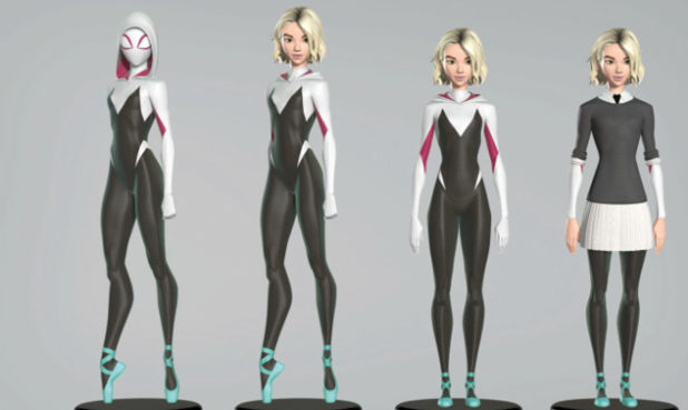 Marvel Comics' Spider-Gwen