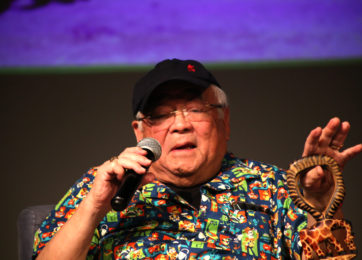 Willie Ito will be among the juried award recipients at the 48th annual Annie Awards™.
