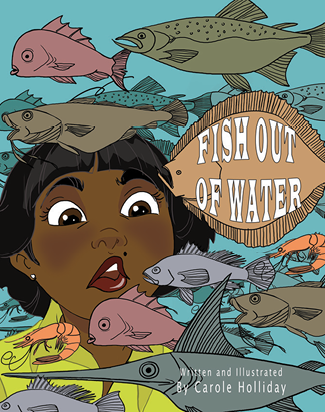 Children's book Fish Out of Water