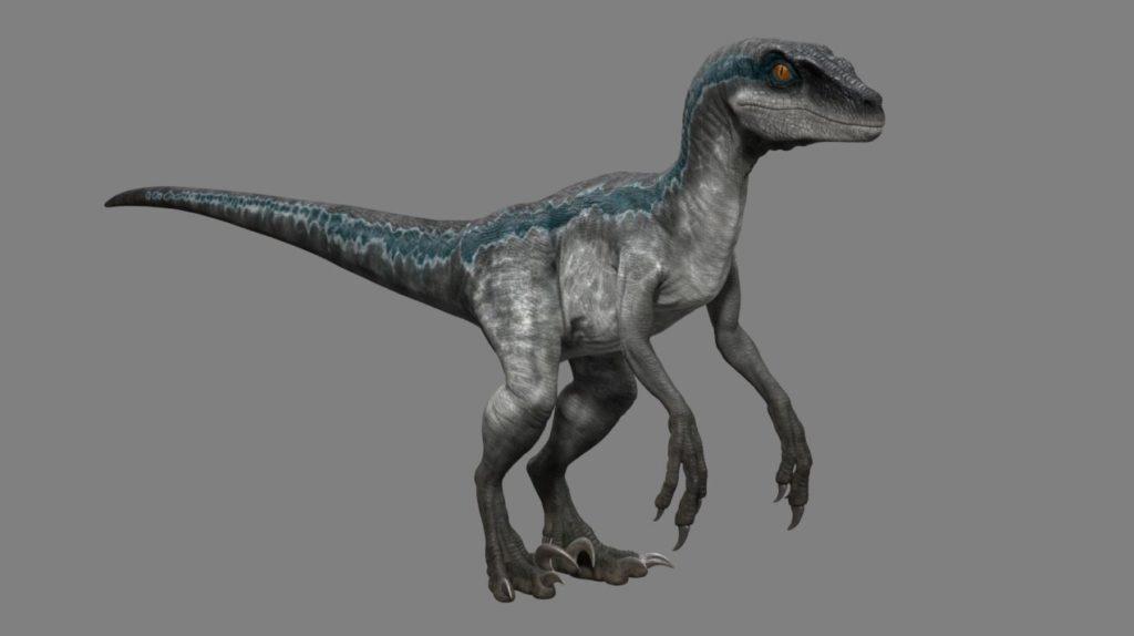 CG raptor